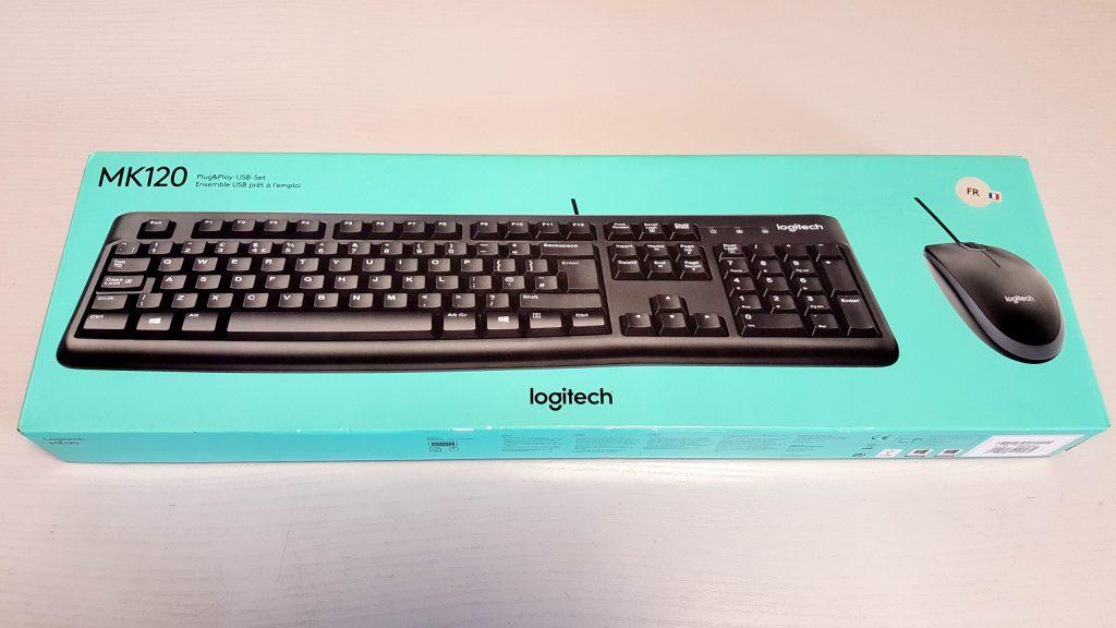 Logitech MK120