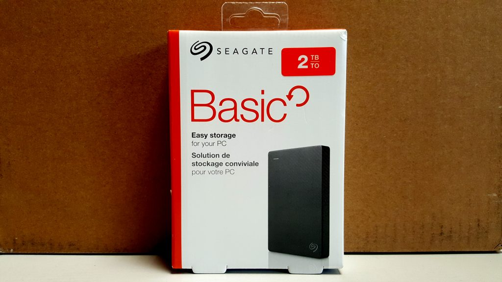 """Seagate Basic 2.5"""" 2 To"""