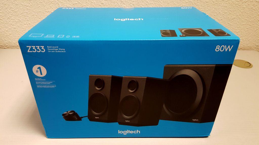 Logitech kit 2.1 Z333