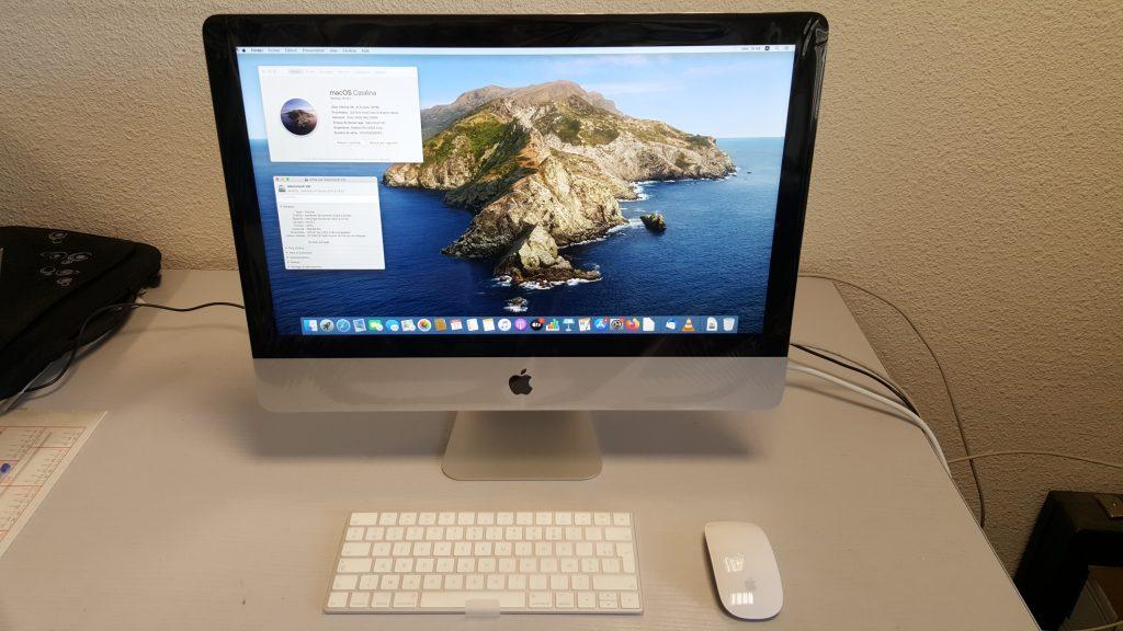 iMac i3 8000 8Go 512Go